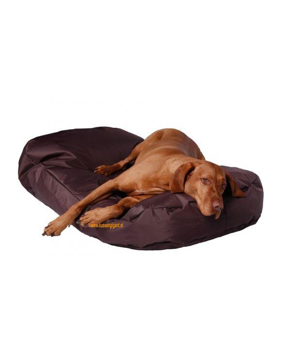 Hondenkussen Nylon 110x65 bruin