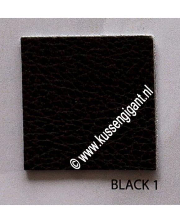 Kunstleer Black 1