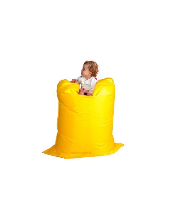 Zitzak Hoes Big / Lazy Bag Geel