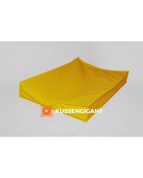 Aankleedkussen Nylon Stretch Geel - anti-allergeen materiaal