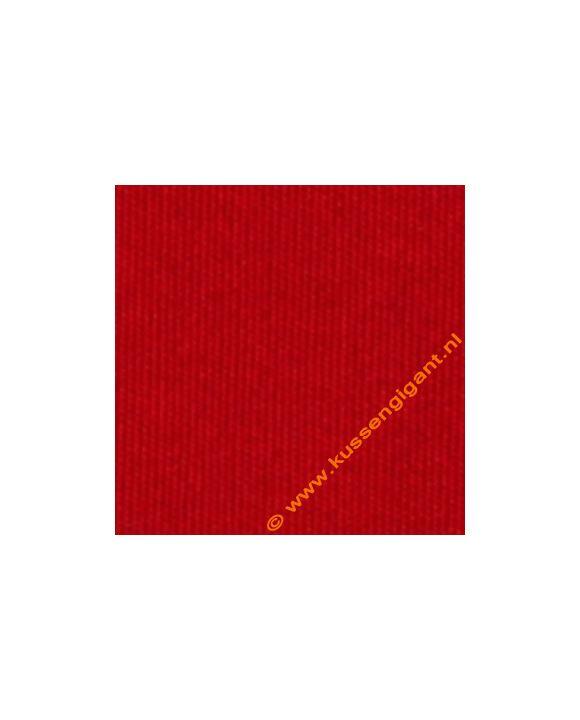 Zitzak Hoes Outdoorstof Ferrari rood 09