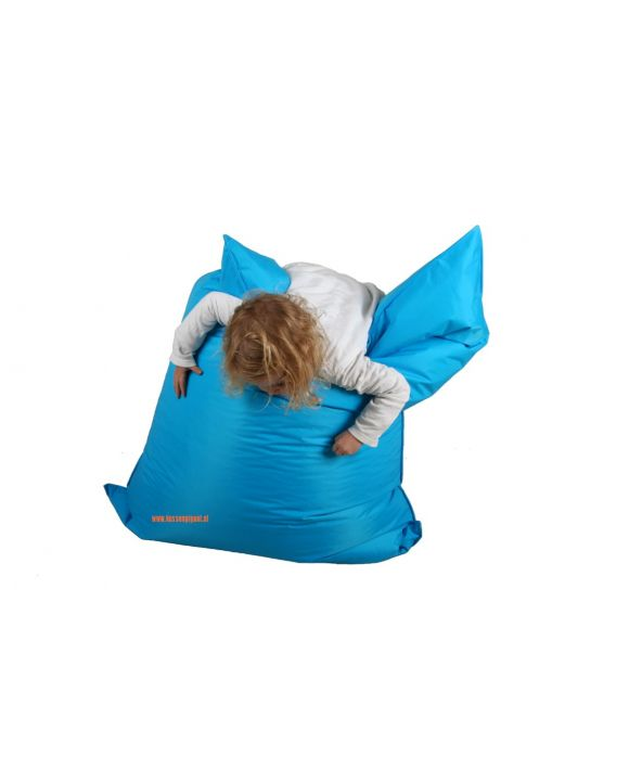 Zitzak Hoes Big / Lazy Bag Aqua